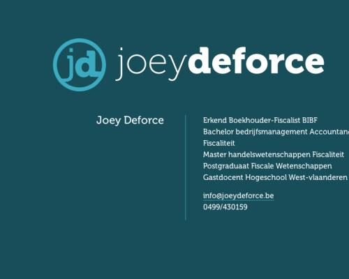 Joey Deforce